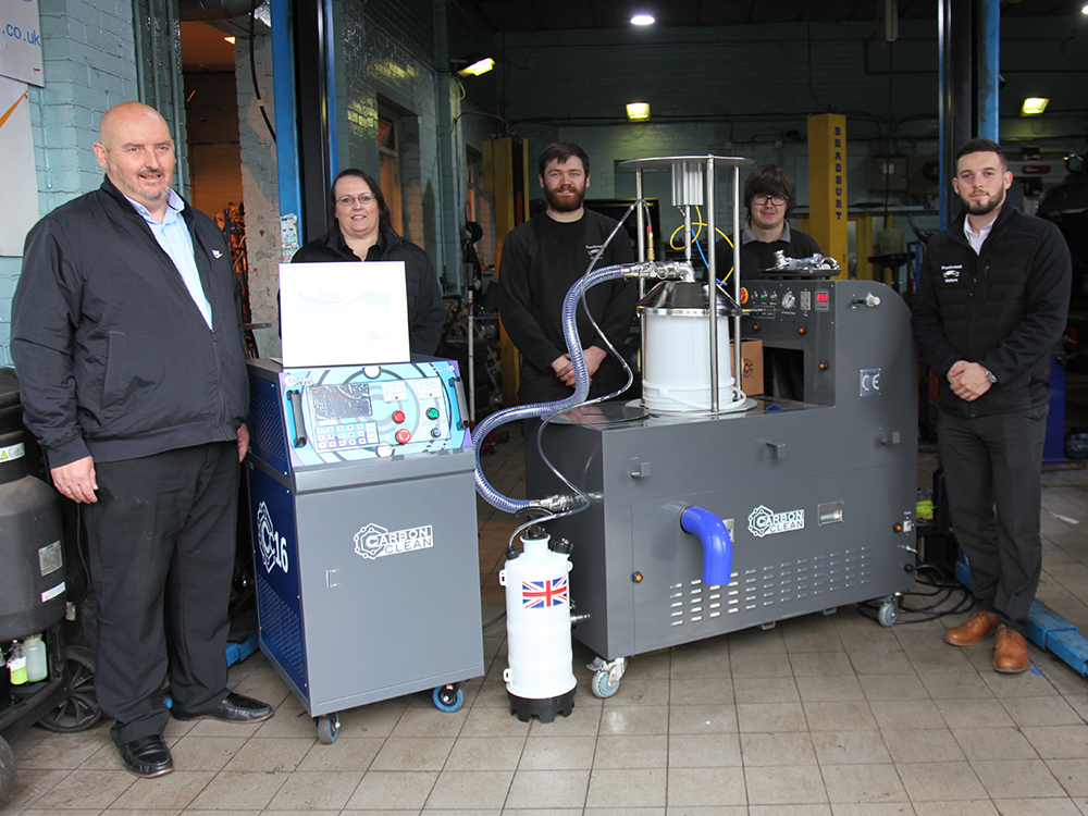 Carbon Clean Centre Plus - Prestwood Motors